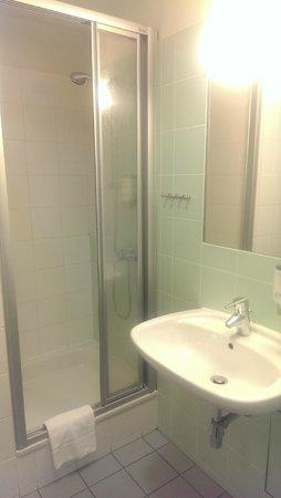 Kolpinghaus Wien-Zentral: ванная