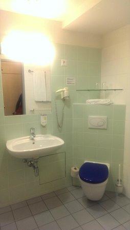 Kolpinghaus Wien Zentral: ванная
