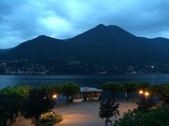 Posta Hotel Ristorante: Вид из 20 номера
