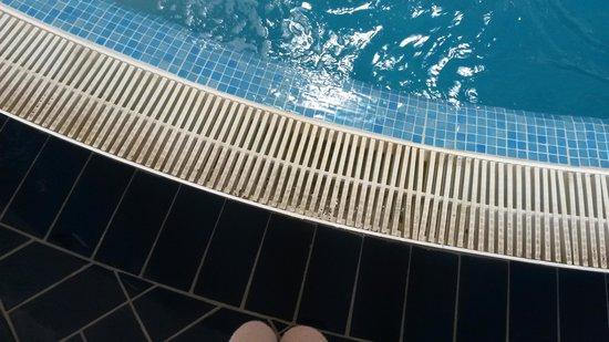 SENTIDO Pula Suites Hotel Golf & Spa: Spa Rand Hallenbad