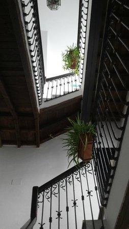 El Granado: Beautiful staircases III