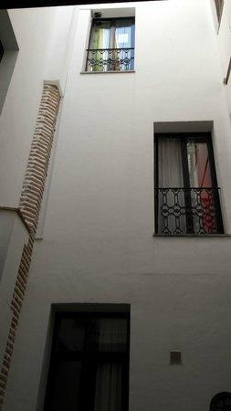 El Granado: Classy old building renovated