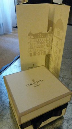 Corinthia Hotel Budapest : Royal Luxury since 1896