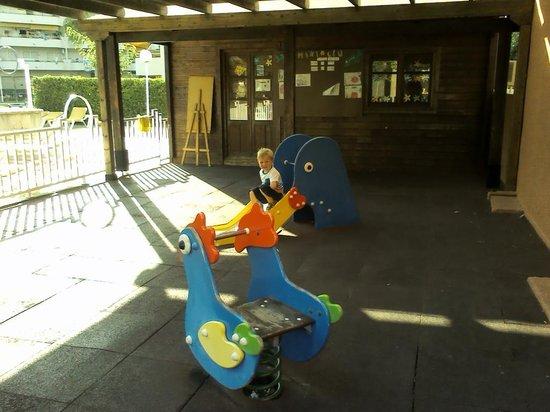 Ohtels Belvedere: play area/ kids club