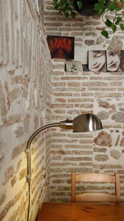 El Granado: Those walls are original from Nasrid 14th Century dynasty