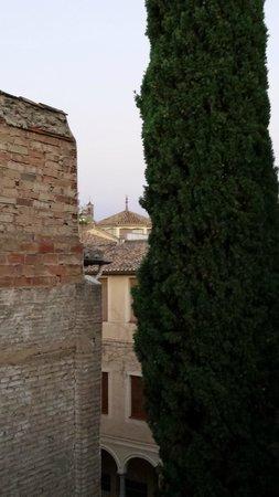 El Granado: View