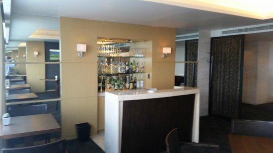 Hyatt Regency Mexico City: Concierge lounge