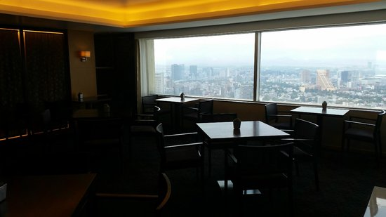 Hyatt Regency Mexico City: Concierge lounge
