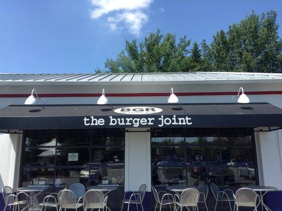 BGR The Burger Joint: Entrance