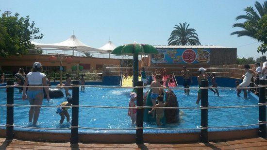 Marineland Majorca: Splash