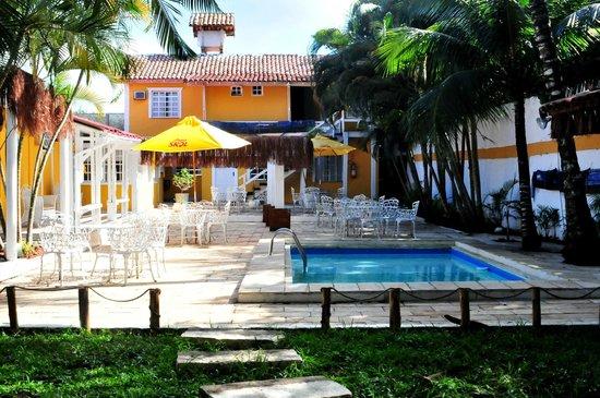 Buzios Colinas: pool
