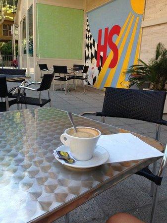 Hotel Santiago : La colazione