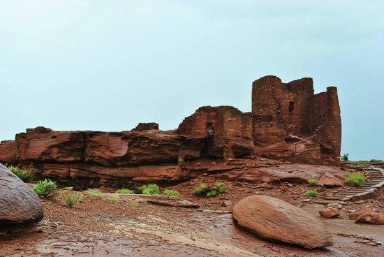 Wupatki National Monument : Wupatki Ruins