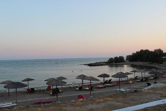 Sunrise Hotel: view