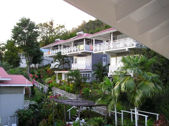 Highest of Oasis Marigot Bungalows