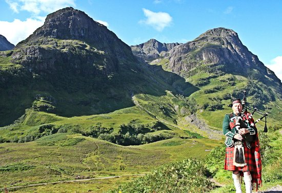 "Discover Scotland Tours: Five sisters ""The highlands"""