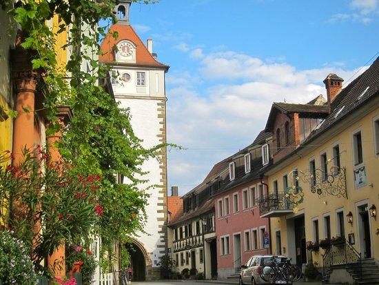 Main Tower in Prichsenstadt