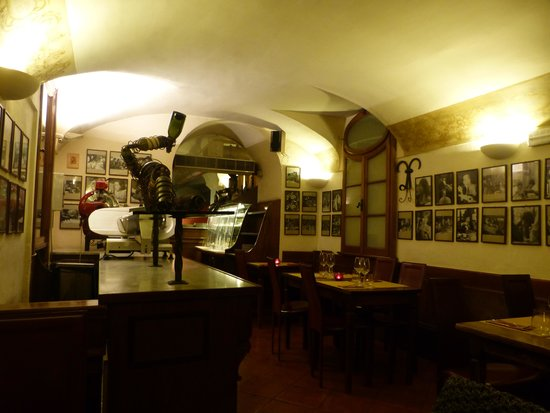 Il Brillo Parlante: Lovely environment