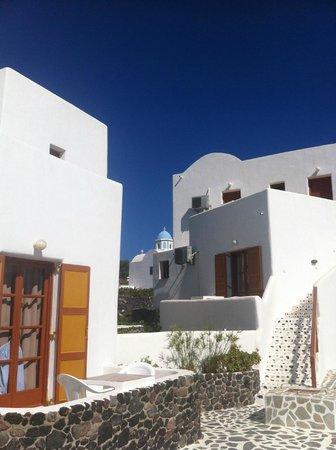 Adamastos Hotel: vue extérieure