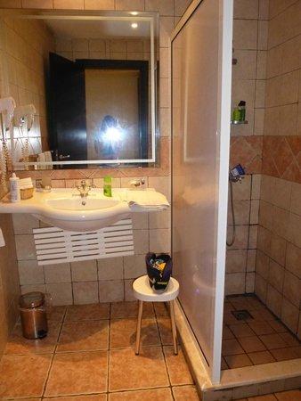 Green Palm : Salle de bain
