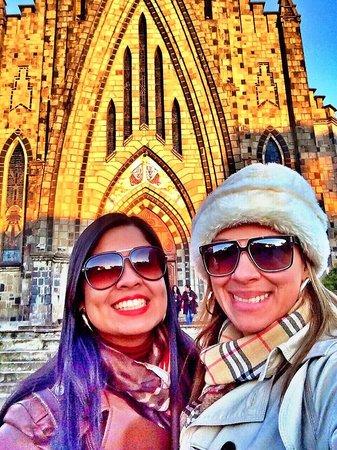 Catedral de Pedra: Turistando