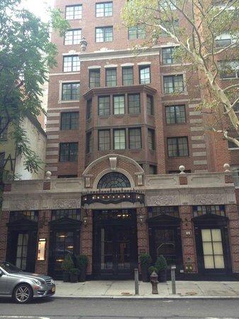 Walker Hotel Greenwich Village: Street view