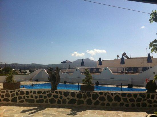 Adamastos Hotel: piscine