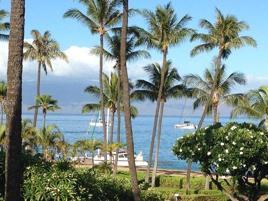Kaanapali Beach Hotel: Ocean view!
