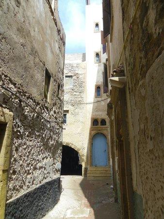 Murallas de Esauira: une rue de la médina