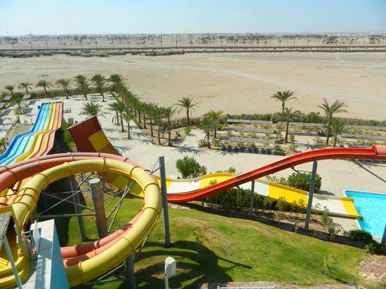 Jaz Makadi Saraya Resort: waterpark