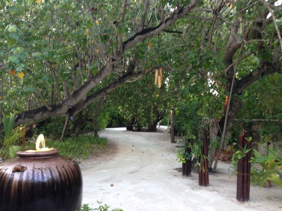 Jumeirah Vittaveli: Hotel