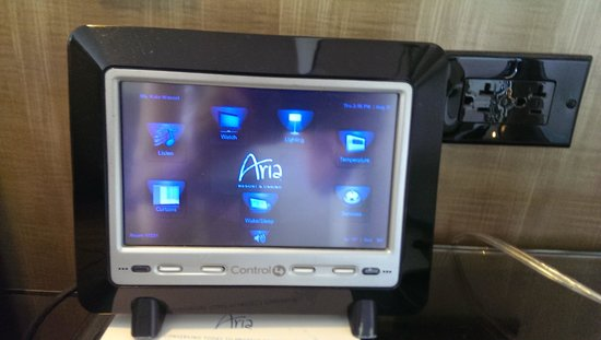 ARIA Resort & Casino: Tech savvy