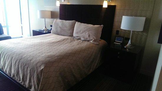 ARIA Resort & Casino: Deluxe King Room
