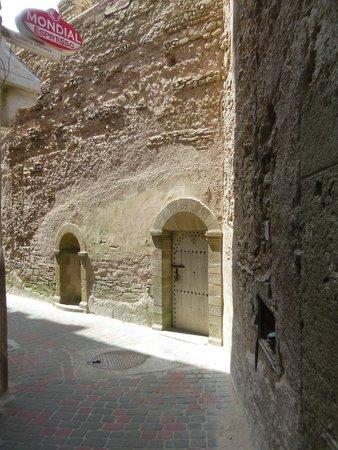Murallas de Esauira: le mur du rempart de la médina
