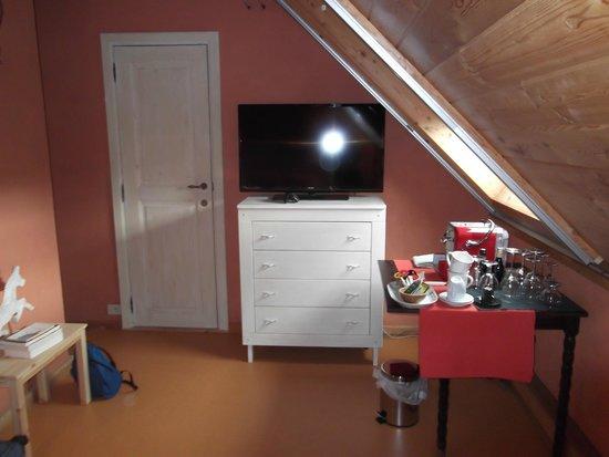 Het Midden van de Wereld : Our room (De Pieper)
