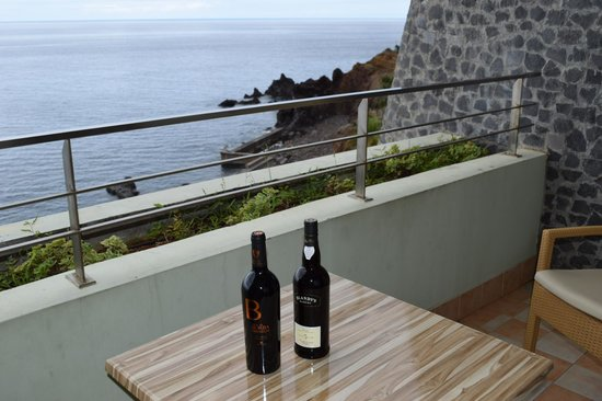 Madeira Regency Cliff: View from balcony