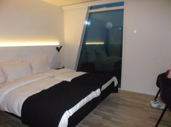 AC Hotel by Marriott Bella Sky Copenhagen : the room