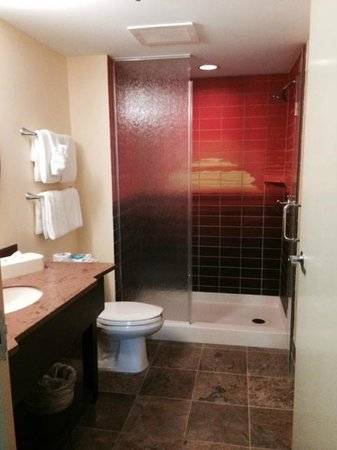 Disney's Art of Animation Resort: Salle de bain des maitres