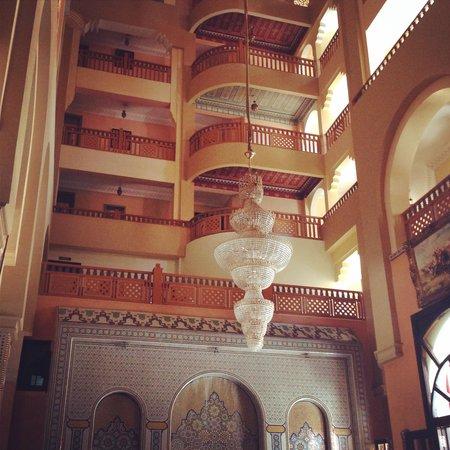 Diwane Hotel : Lobby