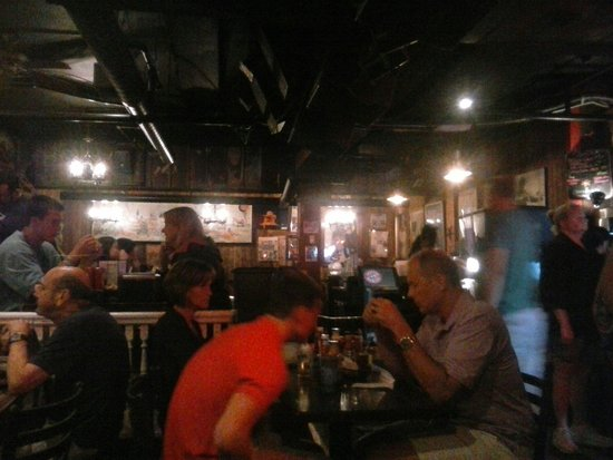 Inside Sitting Down Picture Of Dinosaur Bar B Que Syracuse