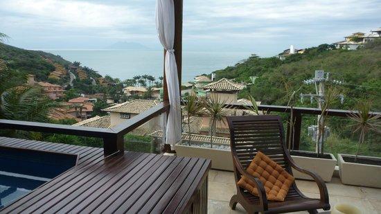 La Pedrera Small Hotel & Spa : Zona de jacuzzi