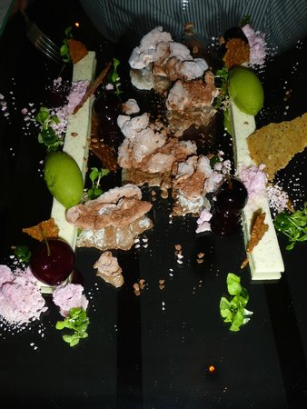 Castel Fragsburg: Nachtisch
