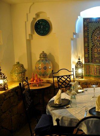 Restaurant Al Alba: con encanto y magia