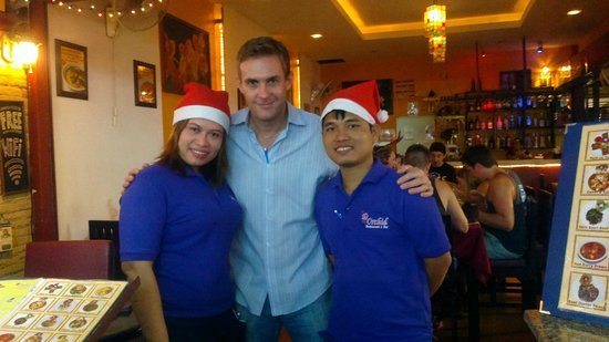 The Orchid Restaurant & Bar: Christmas at the Orchid