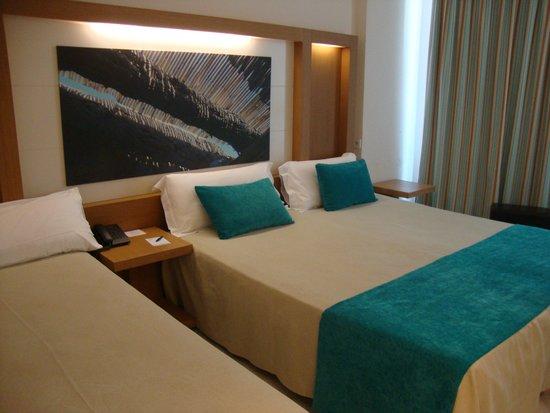 Sirenis Hotel Goleta & Spa: Chambres