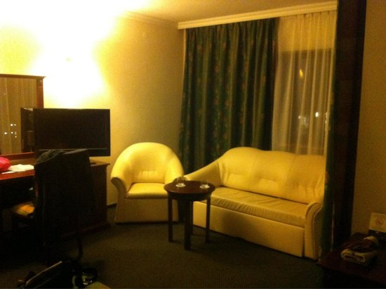 Czarny Potok Hotel: Salon