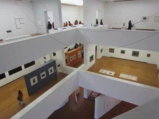 Fundacao Ibere Camargo : Interior