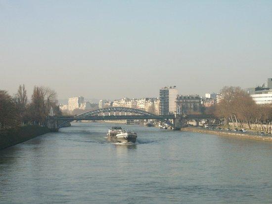La Seine : Río Sena