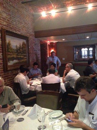Ruth's Chris Steak House: Recepção pra eventos privados