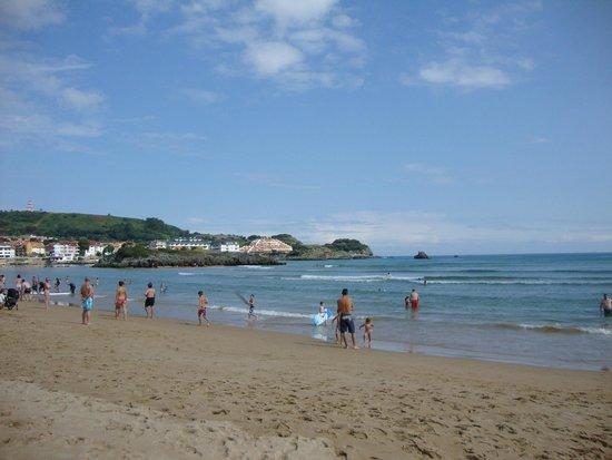 Camping Playa Joyel: plage